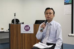 浅田屋の浅田社長に六角堂プリンのビジネスモデルを解説いただきました