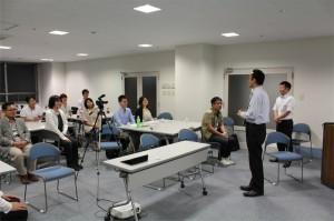 浅田社長からコメントいただき、イベントが終了しました